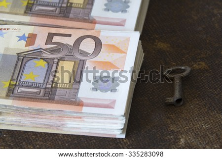 oportunity investment - stock photo
