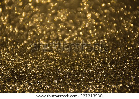 Orange abstract background texture glitter Christmas.