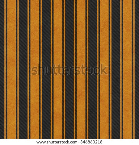 Orange and Black Striped Tile Pattern Repeat Background that is seamless and repeats