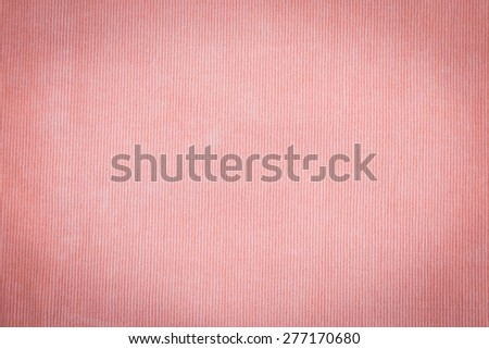orange and pink color texture of fabric from a textile material for abstract wallpaper background - stock photo