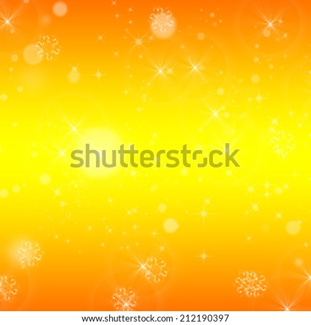 orange and yellow background