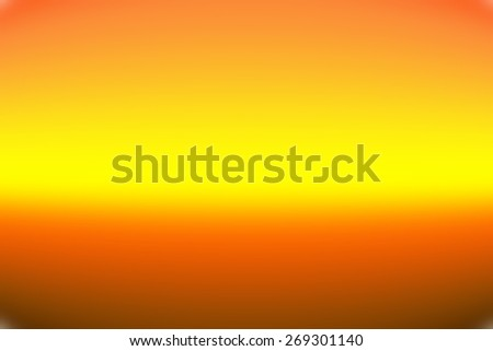 orange digitally generated image of colorful black background - stock photo