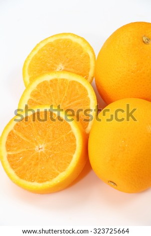 Orange fruit ,orange color and fres fruit from Thailand