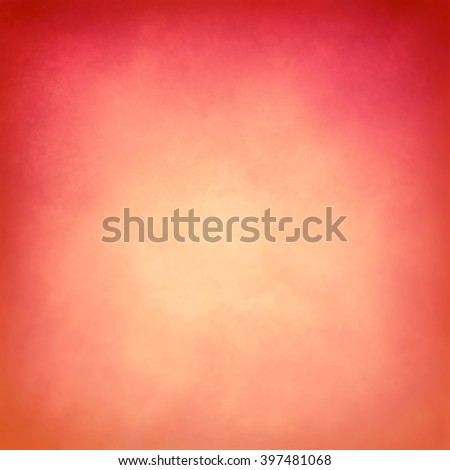 orange gold background with hot pink border hues in Tuscan style background color, warm golden center and pink vintage border, distressed texture and soft lighting, elegant studio background - stock photo