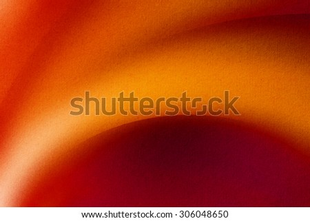 orange grunge paper  texture abstract background - stock photo