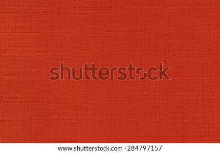 orange leather background texture, fabric pattern