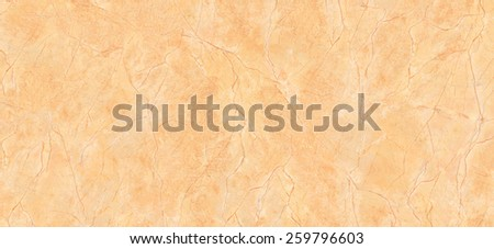 Orange marble with cracks