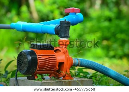 Water Pump Immagini stock immagini e grafica vettoriale royalty