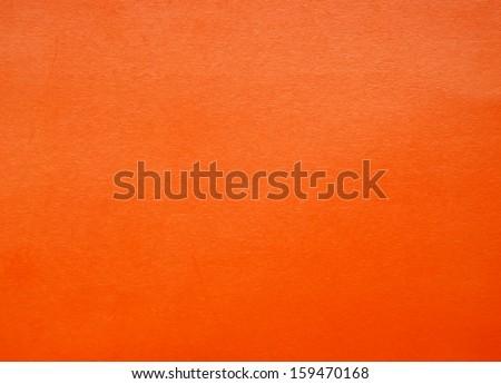 orange paper - stock photo