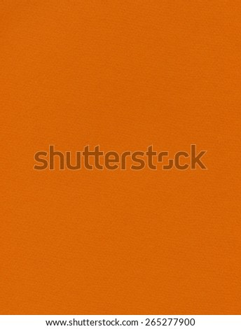 Orange paper background - stock photo