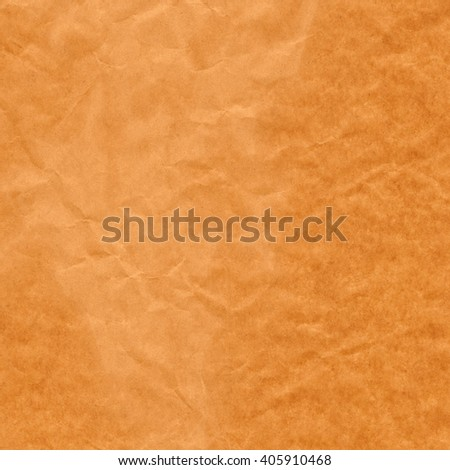 Orange Paper Texture. Background