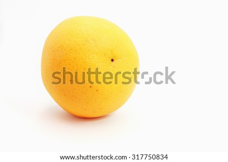 orange, Selective Focus