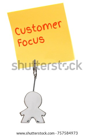 Customer focus essay