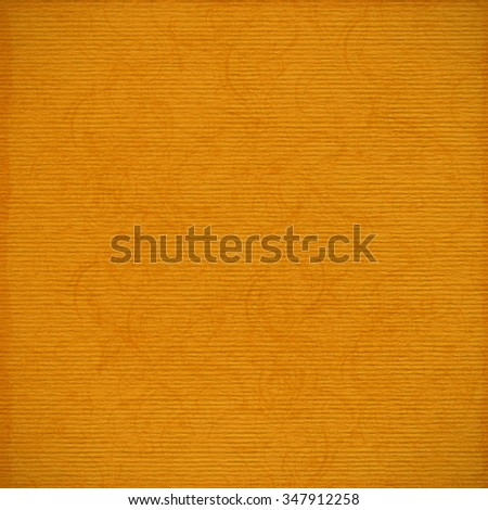 orange striped textured paper, paper background for your message