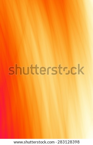 Orange sunny beam abstract wallpaper website pattern - stock photo