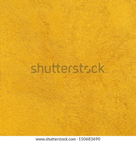 Orange wall texture for background usage  - stock photo
