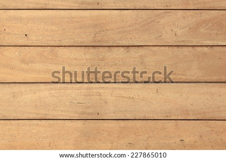 orange wood plank texture background - stock photo