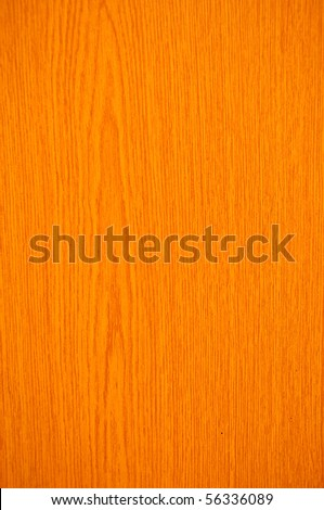 Orange wood texture - stock photo