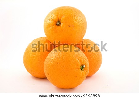 oranges, fruit