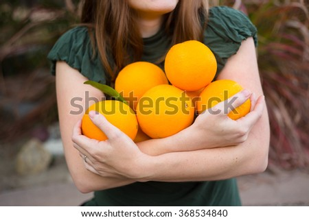 Oranges in Arms