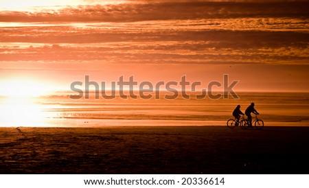 Oregon Cannon Beach - stock photo