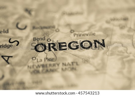 Oregon. USA