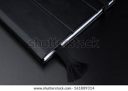 Organizer - stock photo