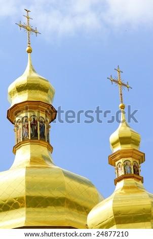 Orhodox church - stock photo