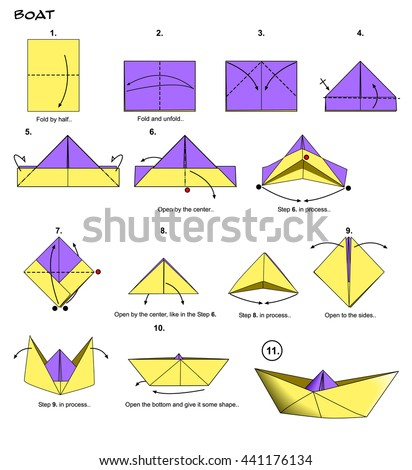 how to make a small paper boat