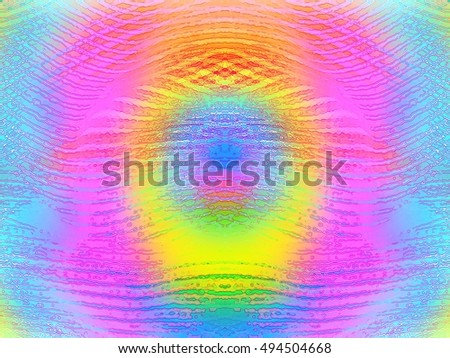 Ornament pattern abstract vivid and bright for your design and background