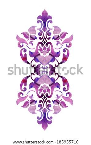 Ornamental element  - stock photo