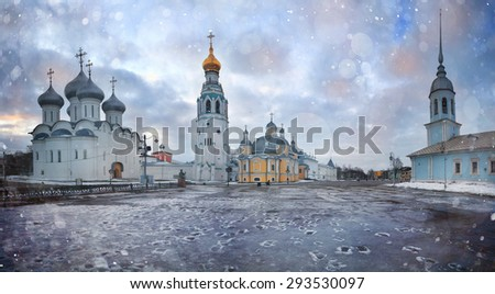 Orthodox church cathedral religion concept