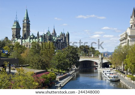 Ottawa - stock photo
