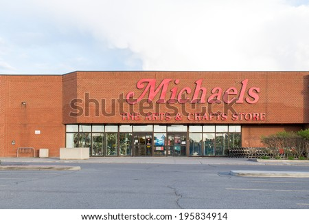 Michael chain stock photos royalty free images for Craft stores in canada