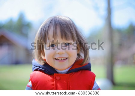 Young Girl Play Jump Yard Cute Stock Photo Shutterstock - Playful newborn photoshoot with dad might be the cutest thing ever