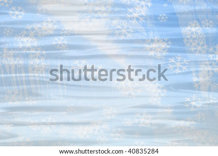 outdoors frost - stock photo