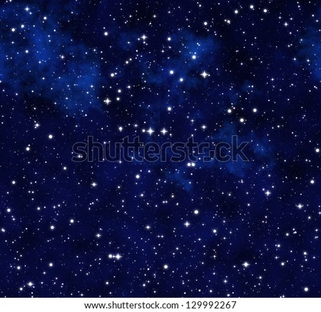 outer space or starry sky at night