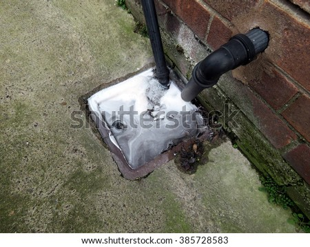 Blocked Drain Stock Images Royalty Free Images Amp Vectors