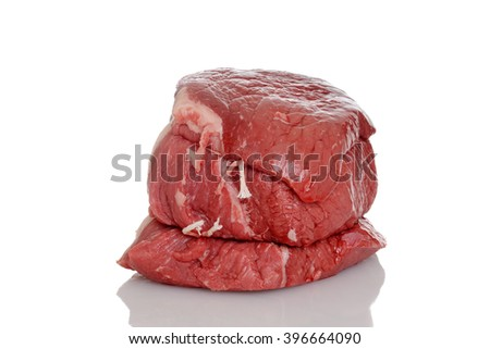 outside round roast beef