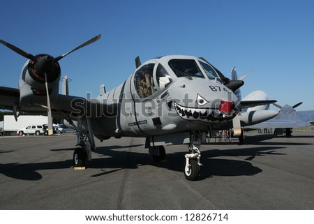 OV-1 Mohawk - Marine recon airplane