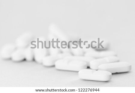 Overview of some pills