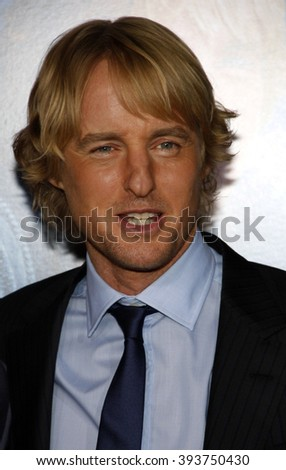 "Owen Wilson at the Los Angeles Premiere of ""How Do You Know"" held at the Regency Village Theater in Westwood, California, United States on December 13, 2010."