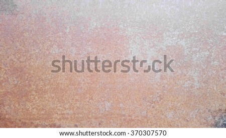 Oxidized material texture or background - stock photo