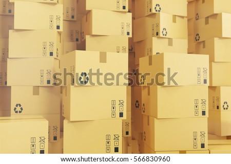 envío de paquetes