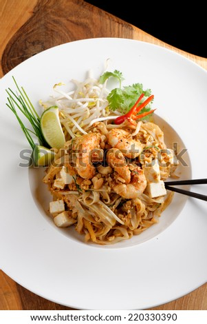 Pad thai Stock Photos, Images, & Pictures | Shutterstock