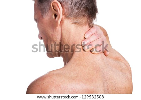 Pain concept - stock photo