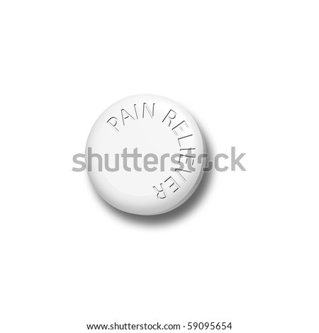 Pain Reliever Tablet