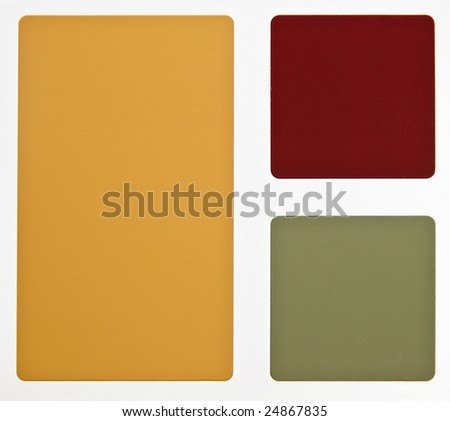Paint Swatch For Interior Painting Scheme