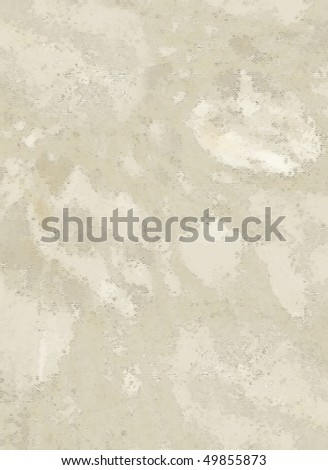 Painted Canvas Background - stock photo