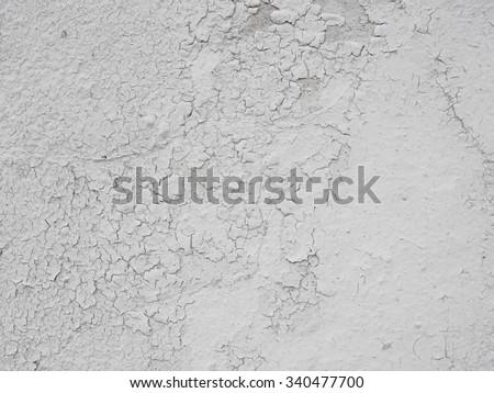 Painted concrete cement wall texture background. - stock photo